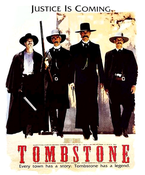 Tombstone Movie – Richard Beal